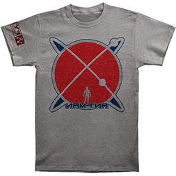 Ant-Man Atomic Age Adult T-Shirt - Grey