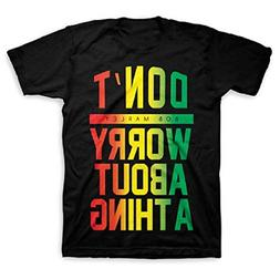 Bob Marley Don't Worry About A Thing Little Boy's T-shirt, 4