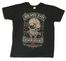 "Bravado Adult Five Finger Death Punch ""Las Vegas"" Black Tee"