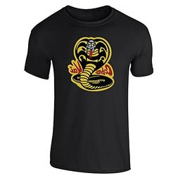 Cobra Kai Karate Dojo Black XL Short Sleeve T-Shirt
