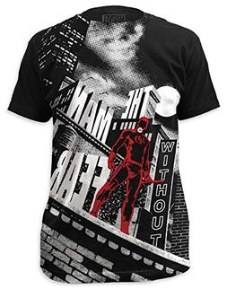 Daredevil - Without Fear  T-Shirt Size XXL