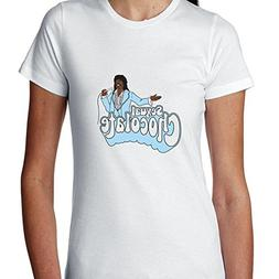 Fictitious Sexual Chocolate Band Tribute Womens 100% Cotton