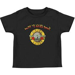 Guns N' Roses - Sweet Child Toddler T-Shirt - 3T Black