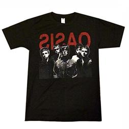 Jigg And Roll Oasis T Shirt Large Black