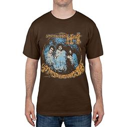 Jimi Hendrix - Experience Band Poster T-Shirt - X-Large