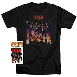 KISS Destroyer Rock Roll T Shirt