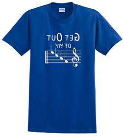 Marching Band Shirts Funny Music Gifts Get Out My Face Music