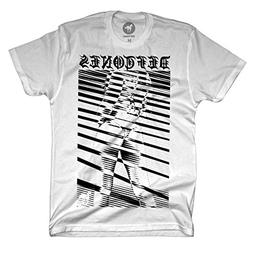 Merch Direct Deftones - Girl - T-Shirt - WHI - MD