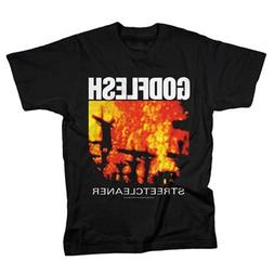 Merch Direct Godflesh - Streetcleaner - T-Shirt - BLA - XL