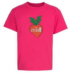 Pop Threads The Beets Band Logo Pink 6 Toddler Short Sleeve