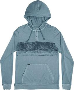 RVCA Men's PTC Dye Band Hood, Blue Slate, 2XL