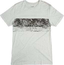 RVCA Men's PTC Dye Band Shirt, Mirage, Small