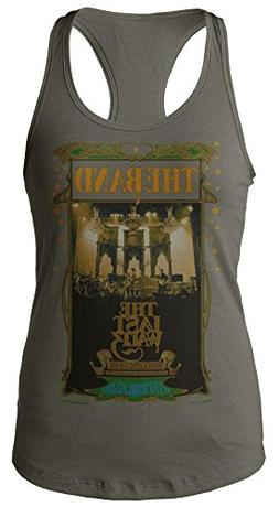 The Band The Last Waltz juniors tank