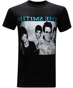 The Smiths Classic Rock Band Men's T-Shirt -  - S