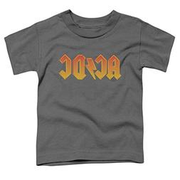 Toddler: AC/DC- Gold Block Logo Baby T-Shirt Size 2T
