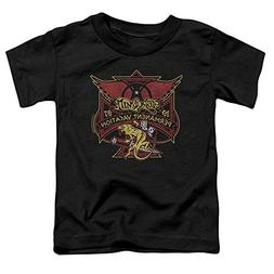 Trevco Aerosmith Permanent Vacation Unisex Toddler T Shirt F