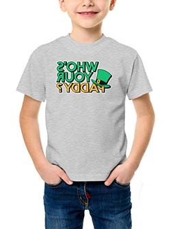 Who's Your Paddy - St. Patrick's Day Youth T-Shirt