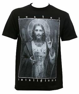 Authentic INFANT ANNIHILATOR Band Jesus T-Shirt S M L XL 2XL