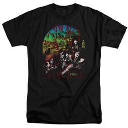 Authentic Kiss Rock Band Call Me dr Doctor Love  T-shirt S M