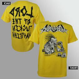 Authentic TOXIC HOLOCAUST Band Lord Of Wasteland T-Shirt S M
