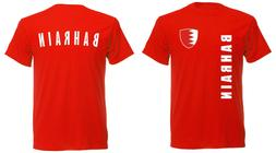 Bahrain T-<font><b>Shirt</b></font> Men'S Footballer Legend