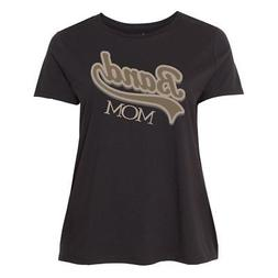 Inktastic Band Mom Gift Idea Women's Plus Size T-Shirt March