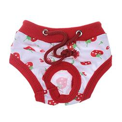Big Promotion! Puppy Clothes WEUIE New Cute Female Pet Dog P