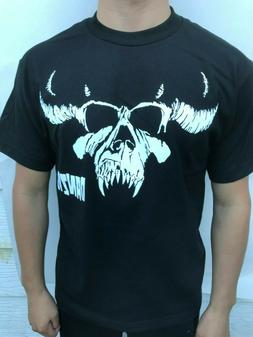 DANZIG HEAVY METAL BAND T SHIRT