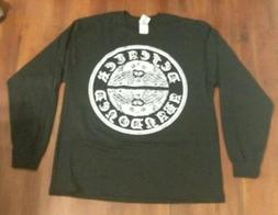 DEFEATER  Abandoned Band Long sleeve pullover Shirt XL NEW