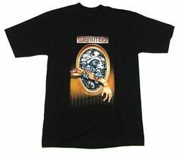 Disturbed Teething Baby Monster Black T Shirt New Official B