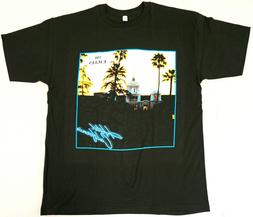 eagles t shirt hotel california classic rock