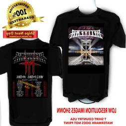 HELLYEAH Band T Shirt 2019 Welcome Home Concert Tour Sizes S