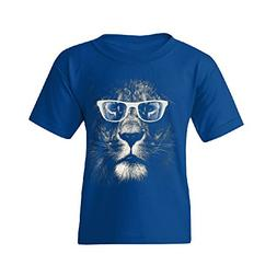Hipster Lion Youth T-shirt Fancy Fashion 2017 Brand New Top