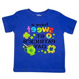 inktastic - Have a Sweet St. Patrick's Day- Toddler T-Shirt