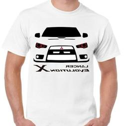 Japan Car Lancer Evolution X 10 T Shirttshirt Homme 2019 New
