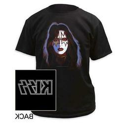 KISS Ace Frehley Solo Record Men's T-Shirt