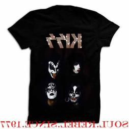 KISS THE CLASSIC ROCK BAND T SHIRT MEN'S SIZES