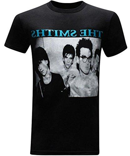 The Smiths Classic Rock Band Men's T-Shirt -  - M