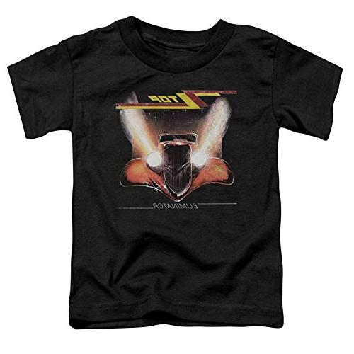 Toddler: ZZ Top- Eliminator Cover Baby T-Shirt Size 4T
