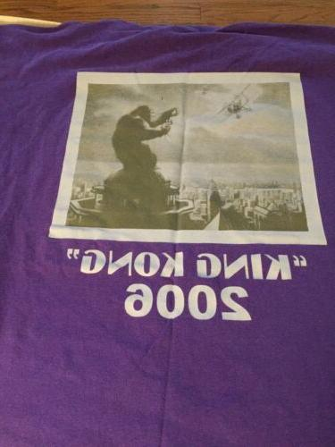Liquid Blue Men's Grateful Dead Summer Tour Bus T-Shirt, Mul
