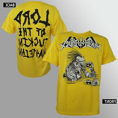 authentic toxic holocaust band lord of wasteland