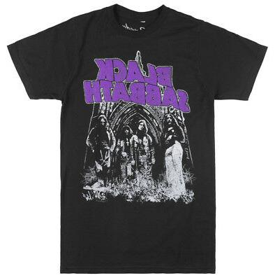 black sabbath band t shirt mens classic