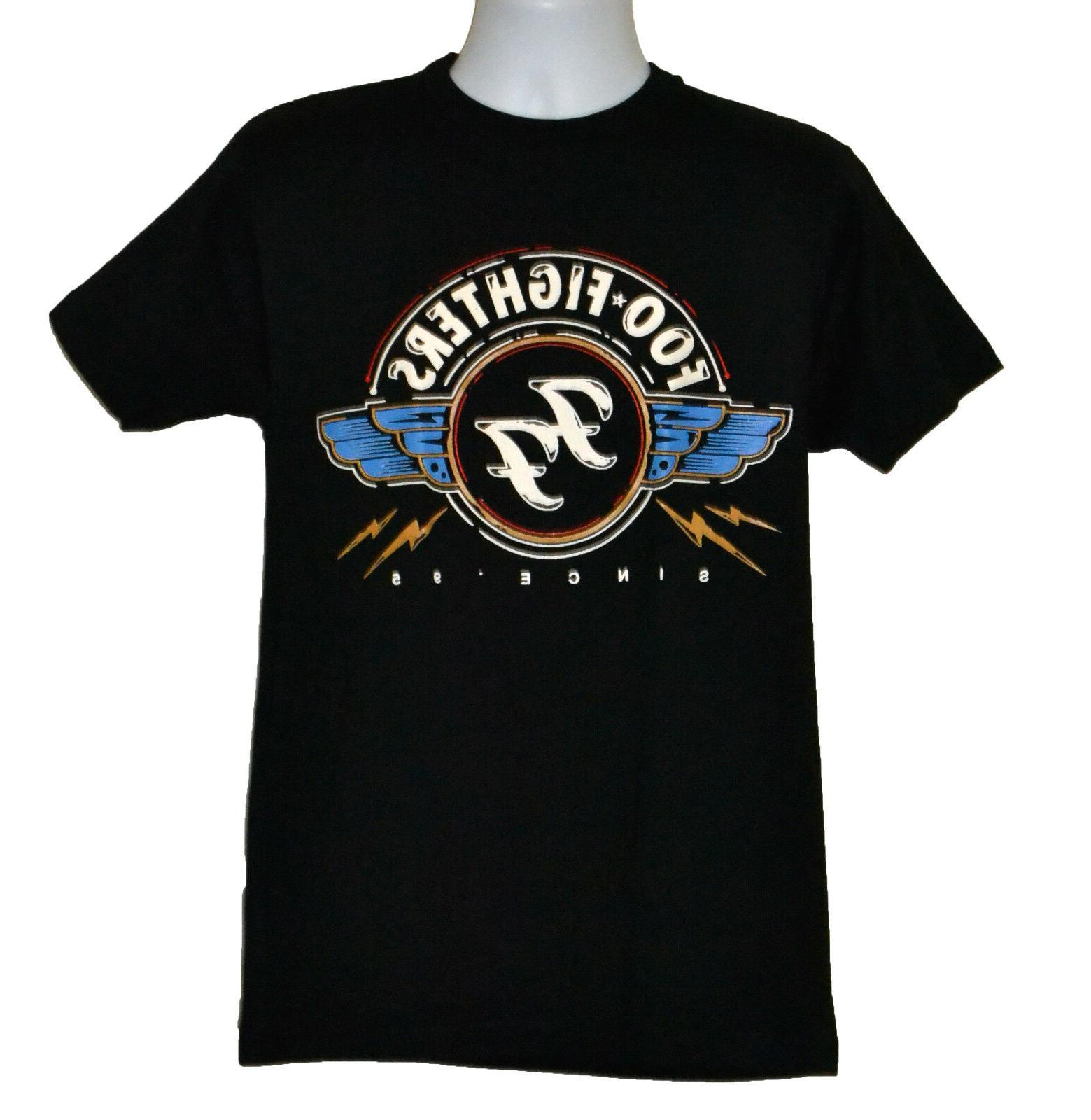 foo fighters t shirt rock band graphic