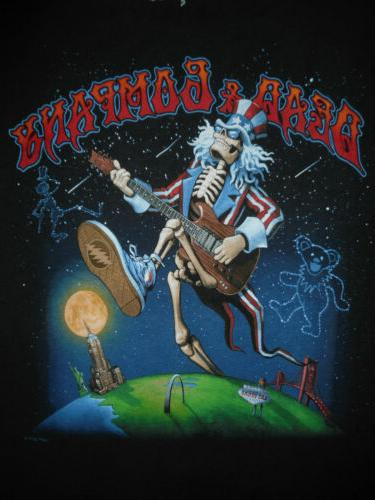 grateful dead and company band t shirt