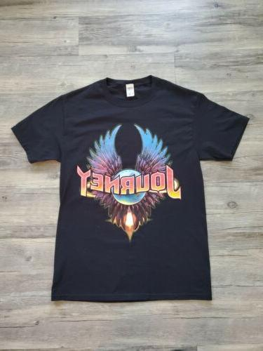 new journey american eagle band logo t