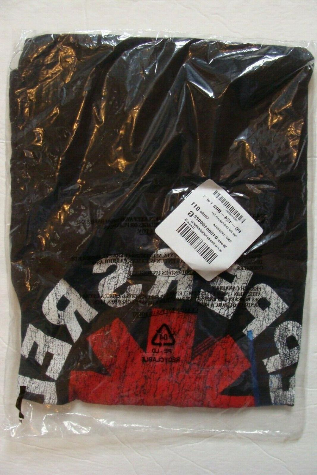 NEW Men's Hot Peppers Band size L