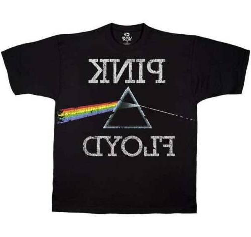 NEW! Pink Floyd Side Classic T-Shirt
