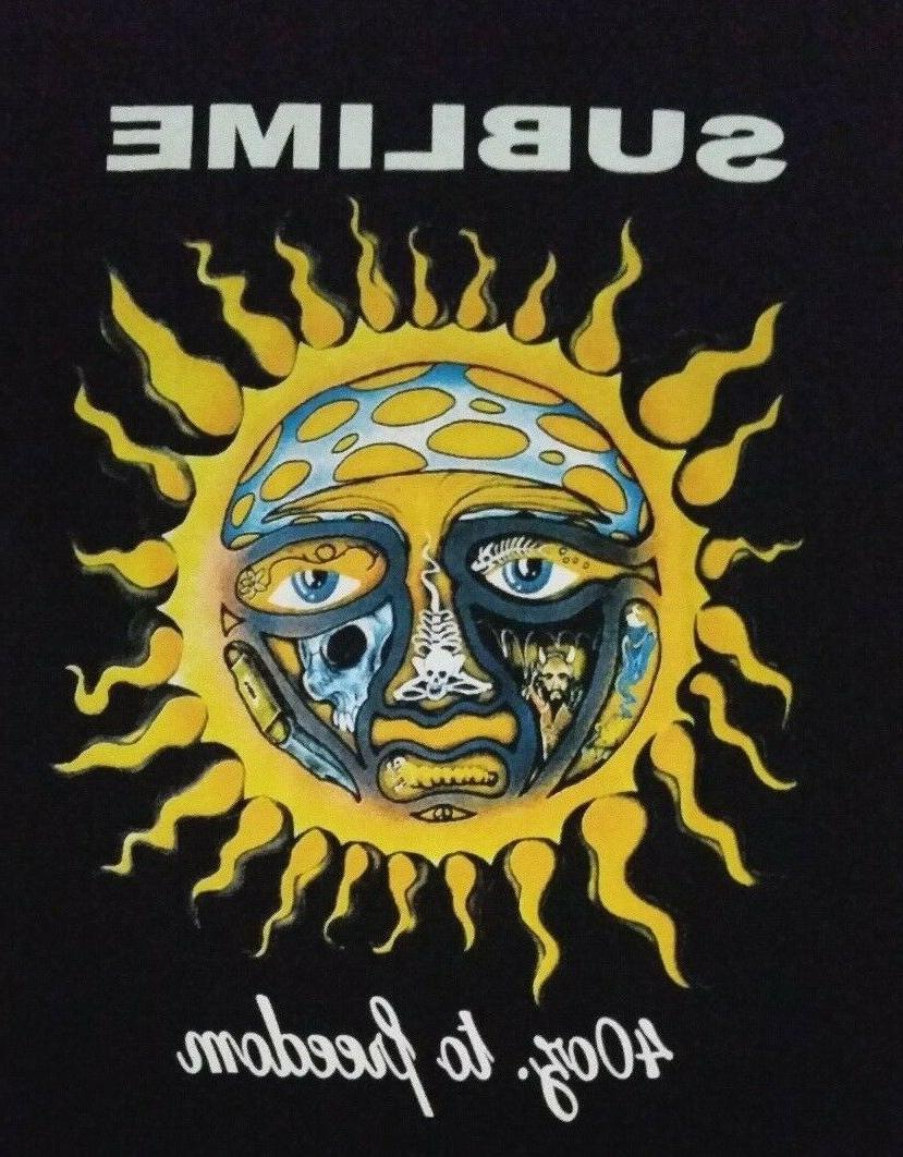 NEW SUBLIME SUN TO FREEDOM