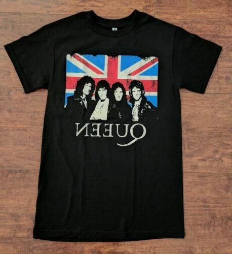 queen rock band graphic t shirts
