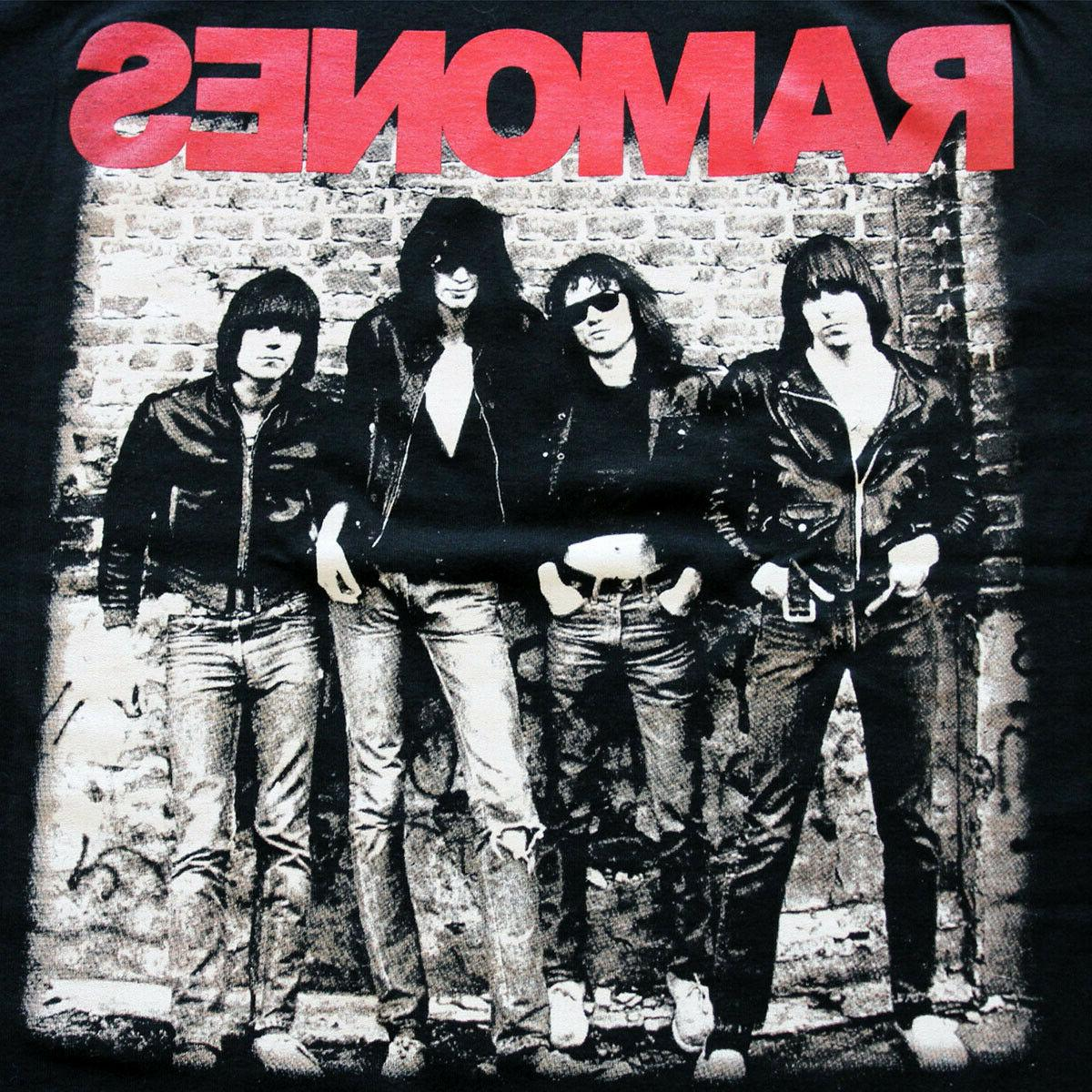 RAMONES ROCK MEN'S T-SHIRT